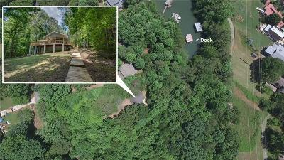 Dawsonville Single Family Home For Sale: 962 Overlook Drive