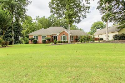 Roswell Single Family Home Contingent-Due Diligence: 475 Clubfield Drive