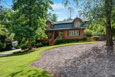 Roswell Single Family Home For Sale: 10215 Shallowford Road
