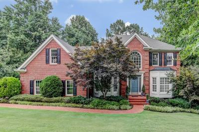 Marietta Single Family Home For Sale: 4846 Trevor Court