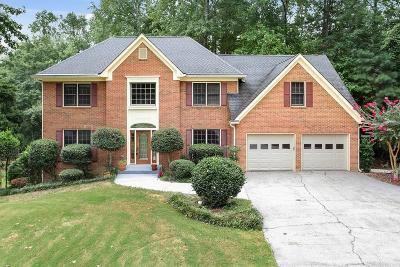 Buford Single Family Home For Sale: 3301 Haddon Hall Drive
