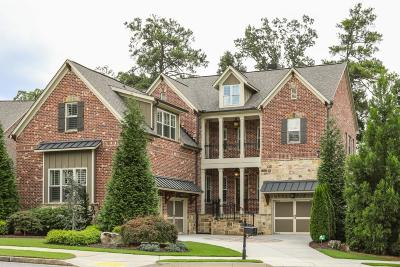 Dunwoody Single Family Home For Sale: 1067 Manoah Court