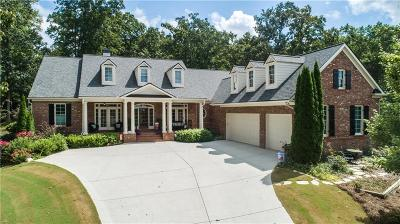 Cherokee County Single Family Home For Sale: 837 Waterford Estates Manor
