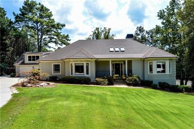 Roswell Single Family Home For Sale: 120 Chaffin Road