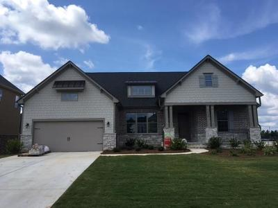 Marietta Single Family Home For Sale: 2439 Portsmouth Court