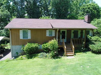Canton Single Family Home For Sale: 130 E Lake Circle