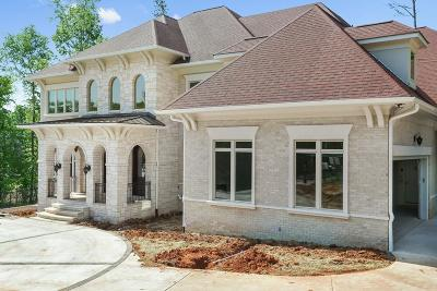 Forsyth County Single Family Home For Sale: 7770 Wentworth Drive