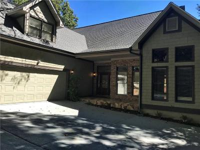 Jasper Single Family Home For Sale: 680 Mulligan Way