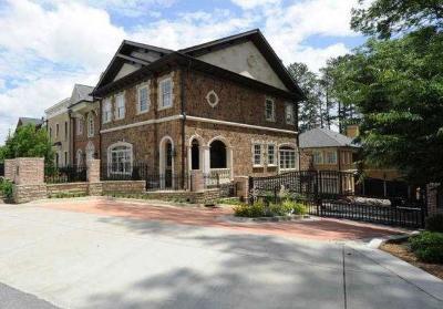 Atlanta Condo/Townhouse For Sale: 3113 Lenox Road NE #1