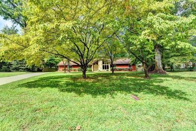 Roswell Single Family Home For Sale: 370 Saddle Horn Circle