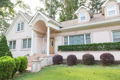 Atlanta Single Family Home For Sale: 1401 Sheffield Drive NE