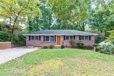 Decatur Single Family Home For Sale: 2965 Judylyn Drive