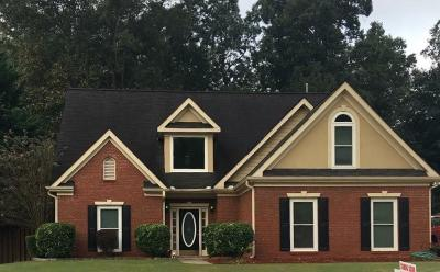 Suwanee Single Family Home For Sale: 4068 Rosewood View Drive