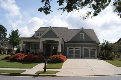 Marietta Single Family Home For Sale: 2114 Bungalow Park Drive