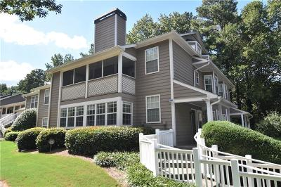 Dunwoody Condo/Townhouse For Sale: 2145 N Forest Trail #2145