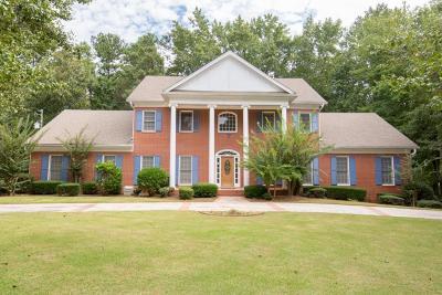 Alpharetta Single Family Home For Sale: 3335 Cedar Farms