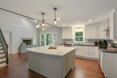 Acworth Single Family Home For Sale: 5836 Brookstone Overlook