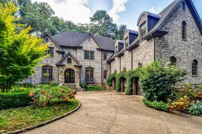 Buckhead Single Family Home For Sale: 1118 W Wesley Road NW
