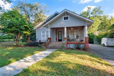 Cartersville Single Family Home For Sale: 635 West Avenue