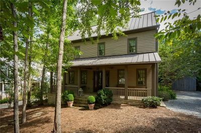 Single Family Home For Sale: 9015 Selborne Lane