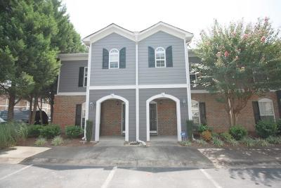 Norcross Condo/Townhouse For Sale: 920 Summer Place