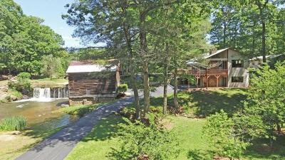 White County Single Family Home For Sale: 55 Mill Creek Trail