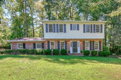 Lawrenceville GA Single Family Home For Sale: $215,000