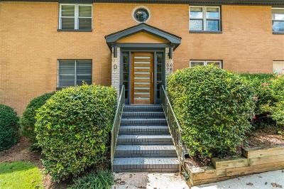 Decatur Condo/Townhouse For Sale: 1010 Scott Boulevard #D6