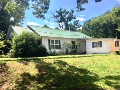 Resaca Single Family Home For Sale: 737 Old Grade Road