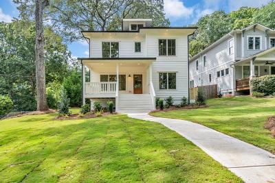 Decatur Single Family Home For Sale: 499 E Pharr Road