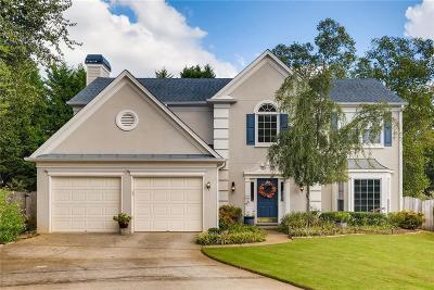 Duluth Single Family Home For Sale: 2358 Lake Villas Court