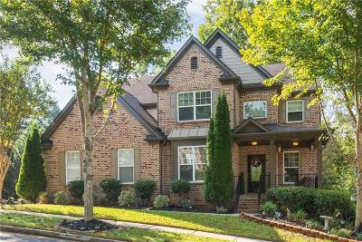 Lilburn Single Family Home For Sale: 3412 Preservation Circle
