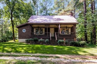 Covington Single Family Home For Sale: 5380 Highway 81 Highway S