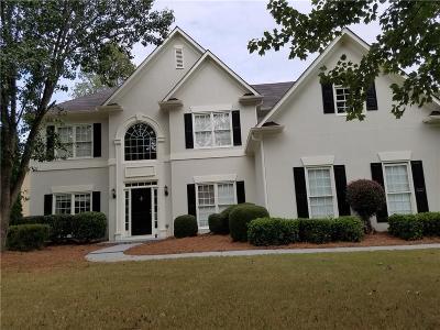 Alpharetta Single Family Home For Sale: 2495 Clairview Street