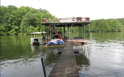 Forsyth County, Gwinnett County Single Family Home For Sale: 8280 Bennett Lane