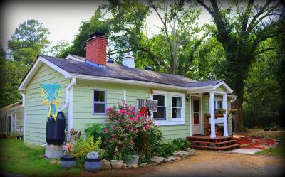 Marietta Single Family Home For Sale: 1180 Liberty Hill Road NE