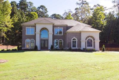 Conyers GA Single Family Home For Sale: $429,900