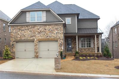 Cobb County Single Family Home For Sale: 3926 Chalmers Gate SE