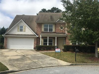 Grayson Single Family Home For Sale: 838 Cooper Lakes Court