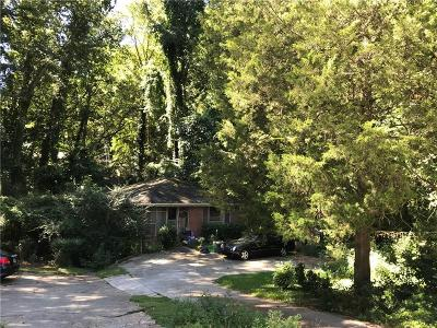 Decatur Single Family Home For Sale: 107 Fairview Street