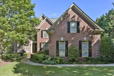 Alpharetta Single Family Home For Sale: 2145 Bent Creek Manor