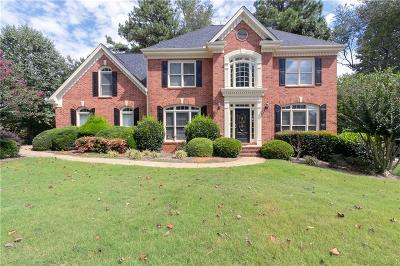 Lawrenceville Single Family Home For Sale: 1500 Carrington Court