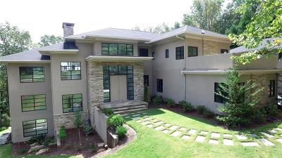 Marietta GA Single Family Home For Sale: $2,100,000