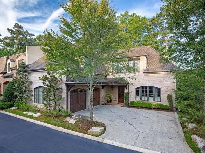 Cobb County Condo/Townhouse For Sale: 4560 Woodlawn Gates Lane #1
