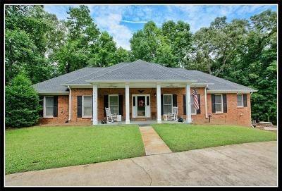 Douglasville Single Family Home For Sale: 6320 River Ridge Drive