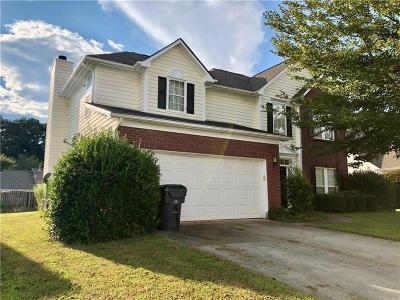 Single Family Home For Sale: 1470 Chamirey Drive SW
