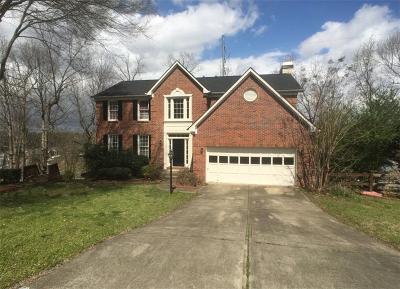 Marietta GA Single Family Home For Sale: $325,500