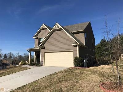 Acworth Single Family Home For Sale: 4433 Black Hills Drive