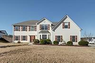 Lithonia Single Family Home For Sale: 7997 Browning Drive