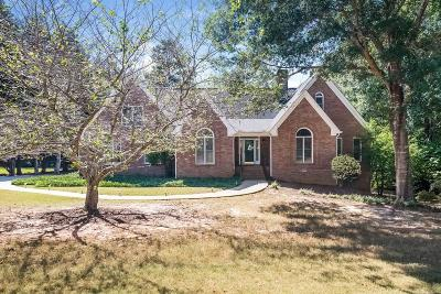 McDonough Single Family Home For Sale: 1105 Lullwater Circle